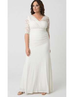 Wedding Gown For Plus Size Women