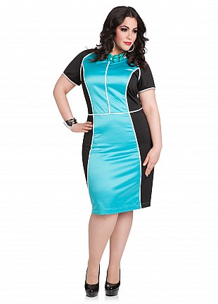 Clothes To Slenderize Your Body Slimming Dresses Styles Visual Effects