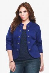Military Jacket Women Plus Sizes 0, 1, 2, 3, 4, 5