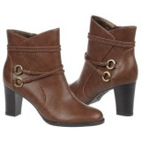 Dress Ankle Boots With Round Toe