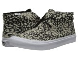 Vans Chukka Slim is a fashionable sneaker with washed leopard print
