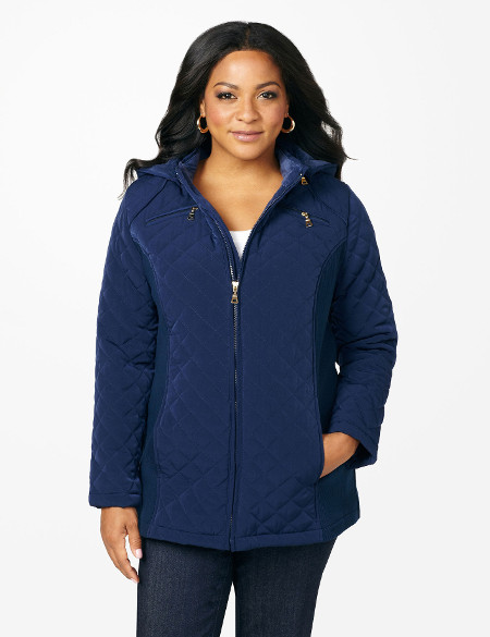 Womens Plus size Breckenridge Coat