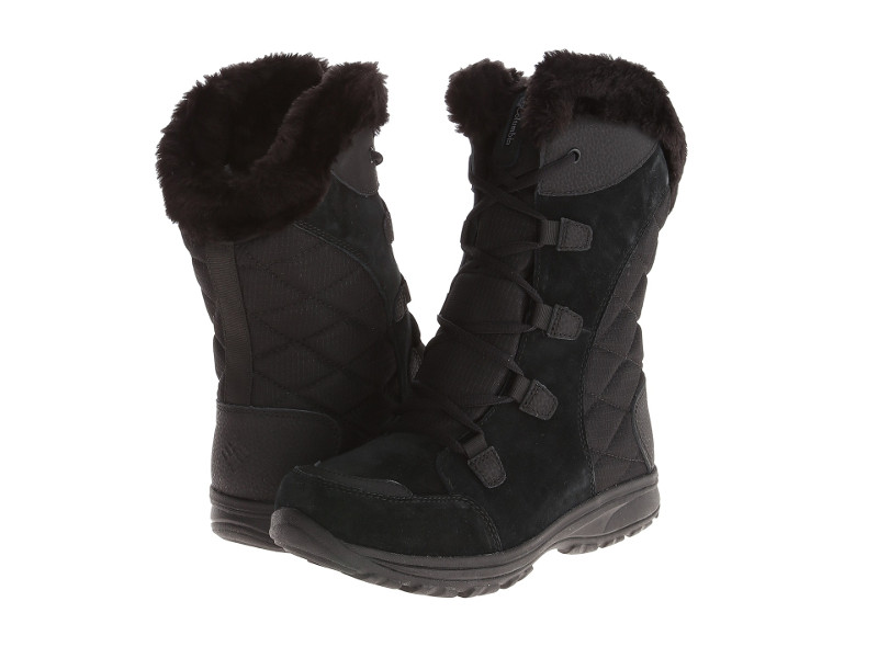 Columbia Womens Ice Maiden Slip Snow Boots | Homewood Mountain