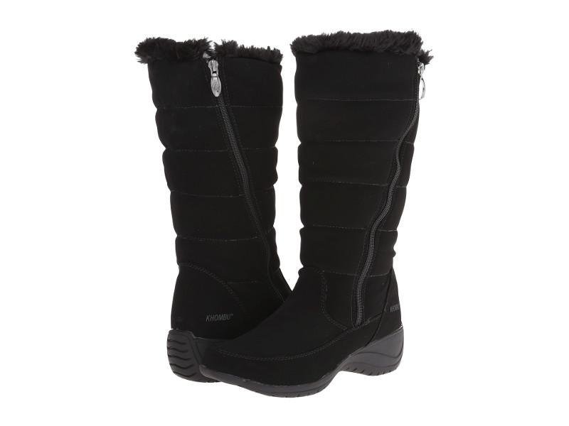 Khombu Abby elegant waterproof boot