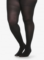Excellent opaque tights to wear with dresses