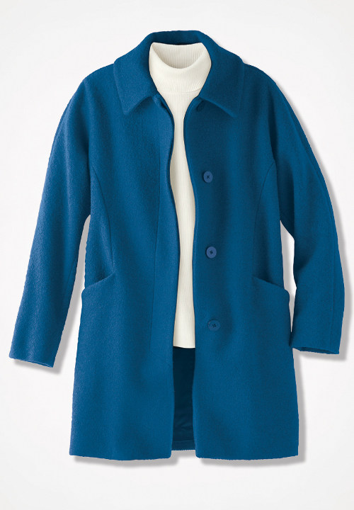 Town & Country Coat Plus Sizes