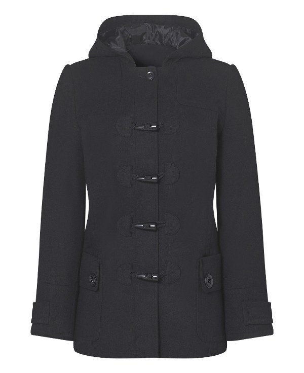 Duffle Coat Winter Coat