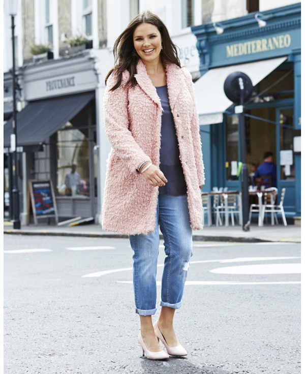 Teddy Fur Coat