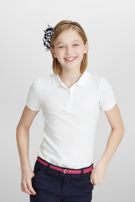 cd50d30f5da Back to school uniforms for plus size girls and husky boys