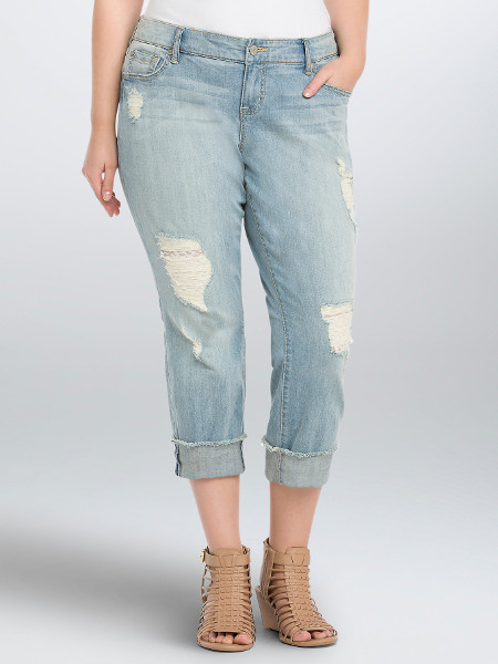 lightwash denim