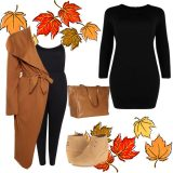 Work Hard Play hard fall outfit