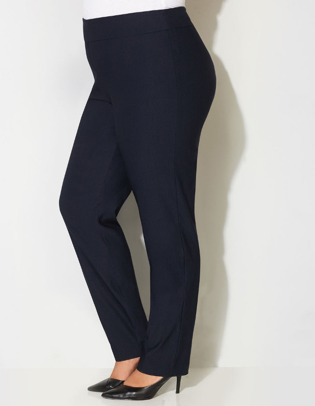 Luxe Stretch Pull On Pant with Tummy Control Avenue