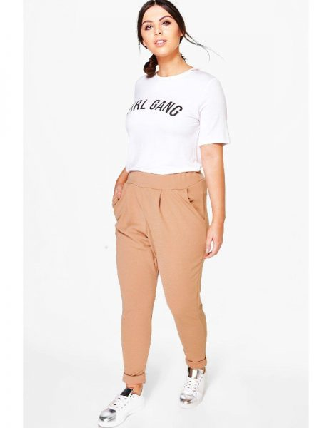 Bleat Front Trouser In Plus Sizes