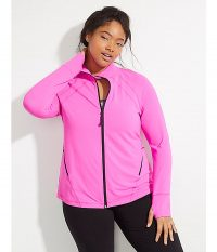 Moisture Wicking Active Jacket