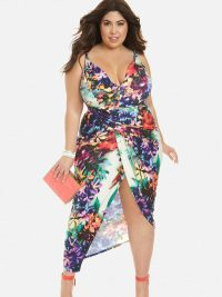 Floral Paradise Maxi Dress