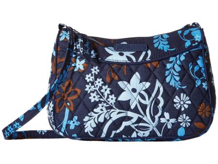 Vera Bradley Little Crossbody Floral Print