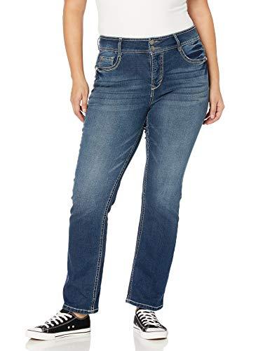 Plus size bootcut jeans