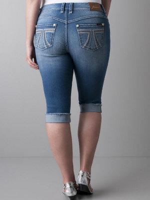 Capri Pants Plus Size