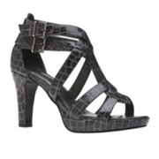strappy sandals for wide foot