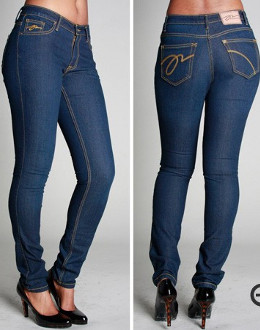 Curvy Jeans by PZI Jeans