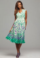 plus size summer dress by Jessica London